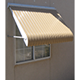 clamshell-awning